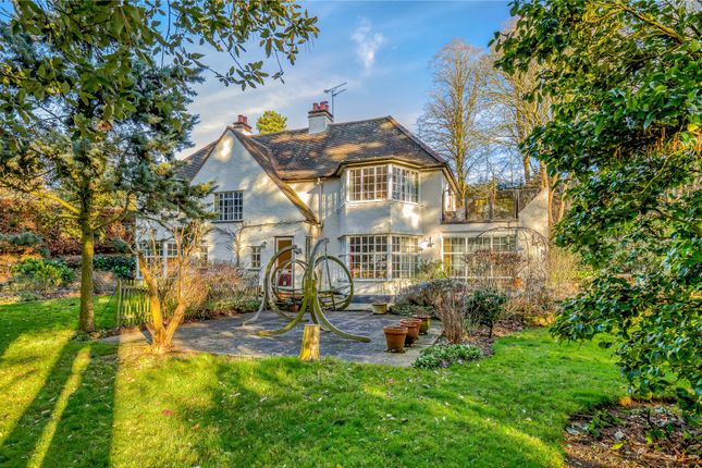 Thumbnail Detached house for sale in Fox Lane, Boars Hill, Oxford