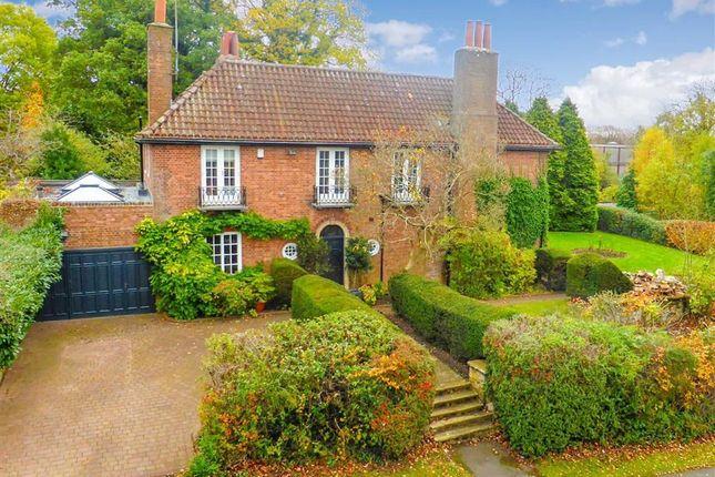 Thumbnail Detached house for sale in Fox Hill, Selly Oak, Birmingham