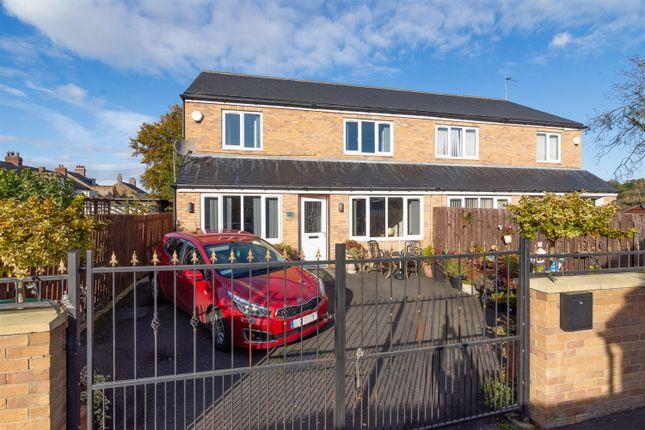 Thumbnail Semi-detached house for sale in Brockwell Lane, Consett