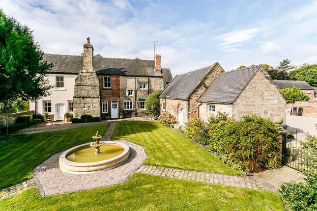 Thumbnail Property for sale in Church Street, Denby Village, Ripley, Derbyshire