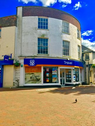 Thumbnail Flat to rent in Hall Place, Spalding