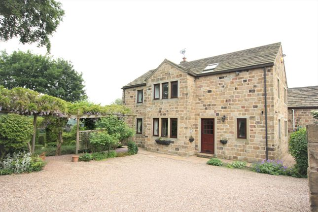 Thumbnail Detached house to rent in Old Mount Farm, Woolley Village, Wakefield