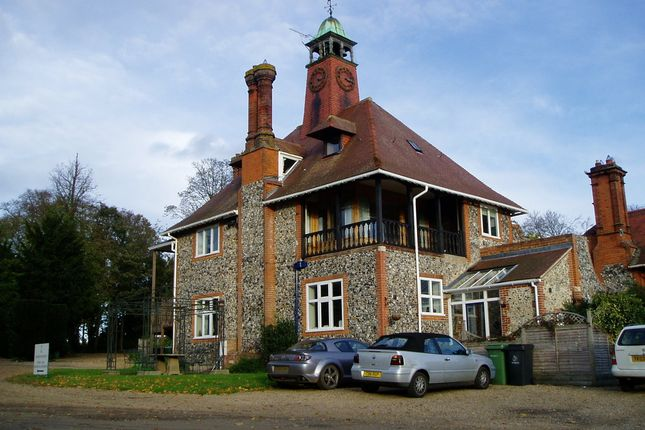 Thumbnail Maisonette to rent in The Clock Tower, Kilverstone, Nr Thetford