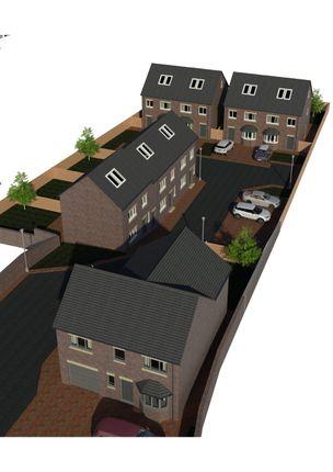 3 bed town house for sale in Kingsway, Ossett WF5