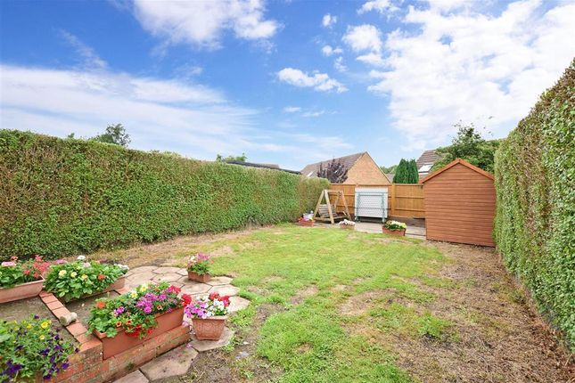Rear Garden of Butlers Place, Ash, Kent TN15