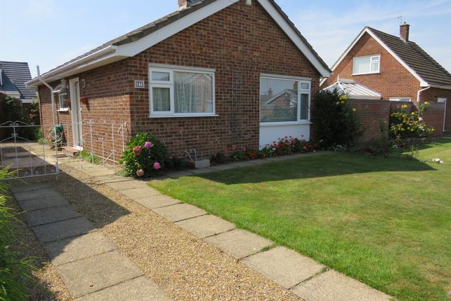Thumbnail Detached bungalow for sale in Inman Road, Sprowston, Norwich
