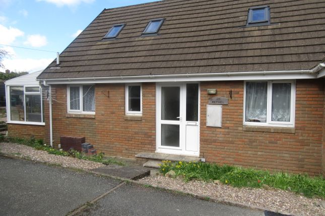 Semi-detached bungalow for sale in Castle High, Haverfordwest