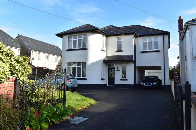 Thumbnail Detached house for sale in Bonllwyn, Ammanford