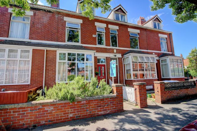 Thumbnail Terraced house for sale in Stamford Street, Old Trafford, Manchester