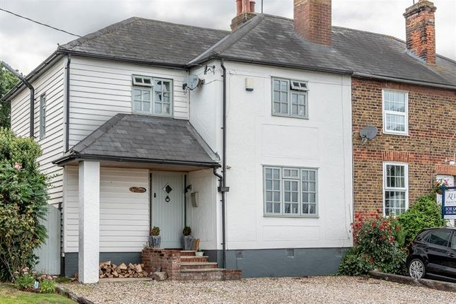 Thumbnail Property for sale in Hall Cottages, Malting Road, Peldon, Colchester