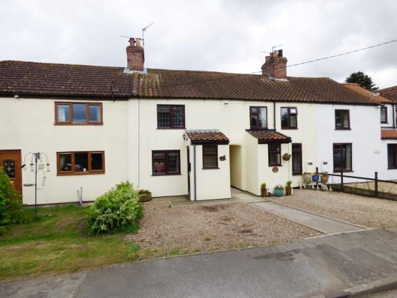 Thumbnail Terraced house for sale in Blackwell Row, Roughton Road, Kirkby-On-Bain, Woodhall Spa