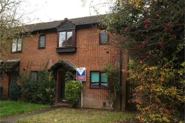 Thumbnail End terrace house to rent in Turnpike Lane, Uxbridge