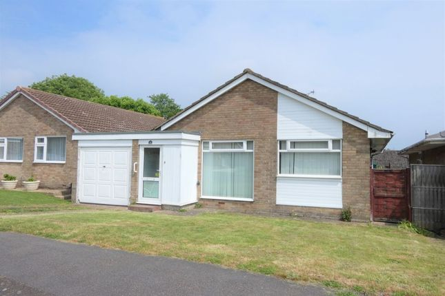 Thumbnail Bungalow for sale in Coniston Road, Folkestone