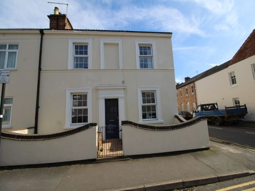 Thumbnail End terrace house to rent in Forfield Place, Leamington Spa