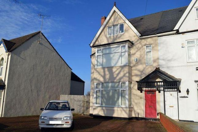 Thumbnail Semi-detached house to rent in Oval Road, Birmingham
