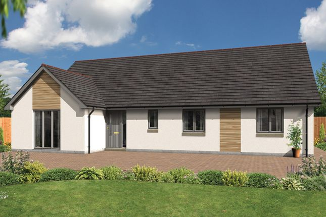 Thumbnail 4 bed bungalow for sale in 34 Carron Street, Nairn