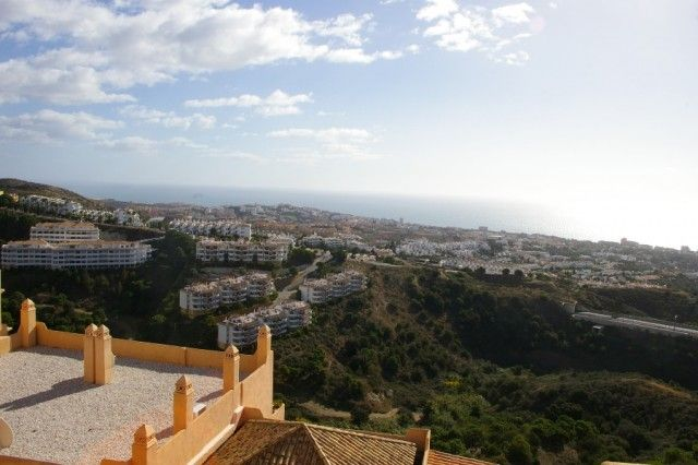 Views of Spain, Málaga, Mijas, Calahonda