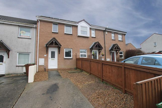 Thumbnail Terraced house for sale in Kirkstall Close, Weston Mill, Plymouth