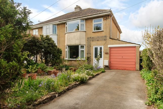 Thumbnail Semi-detached house for sale in Frome Road, Bath
