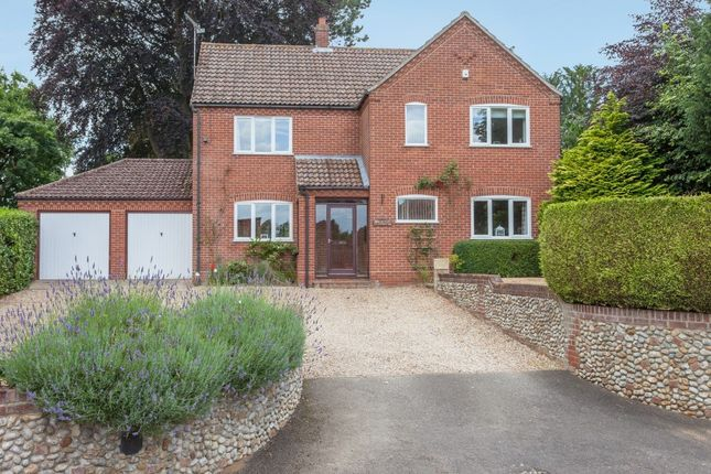 Thumbnail Detached house for sale in Butchers Lane, Fakenham