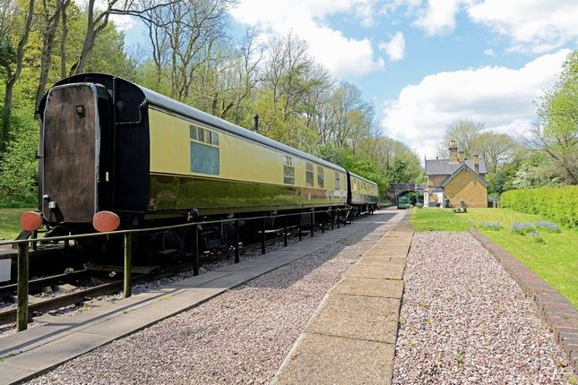 Old railway station coalport shropshire tf8 5 bedroom for Railroad stations for sale