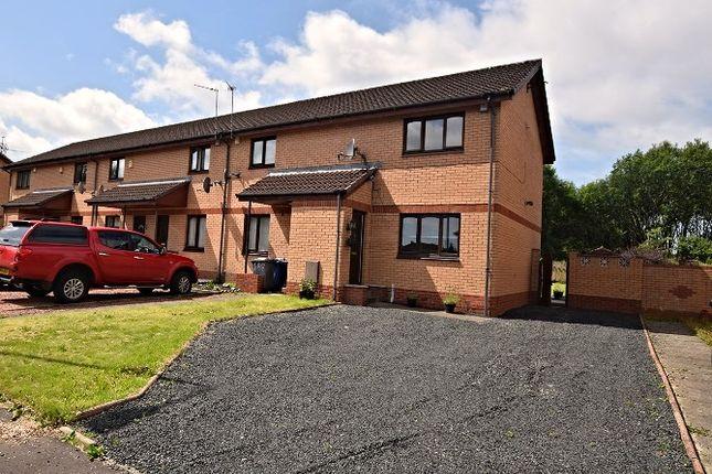 Thumbnail End terrace house for sale in Whitesbridge Avenue, Paisley