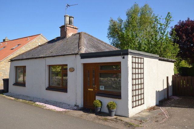 Thumbnail Detached bungalow for sale in North Lane, Norham, Berwick Upon Tweed, Northumberland