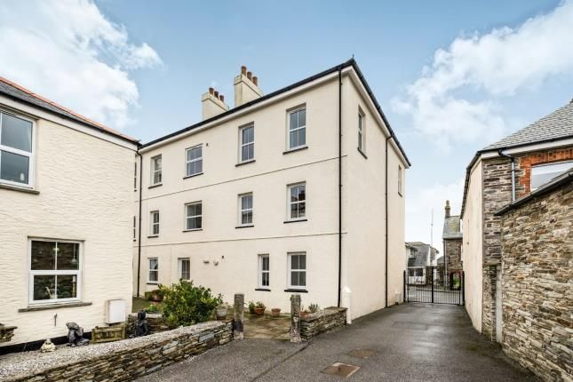 Thumbnail Flat for sale in Fore Street, Tintagel, Cornwall