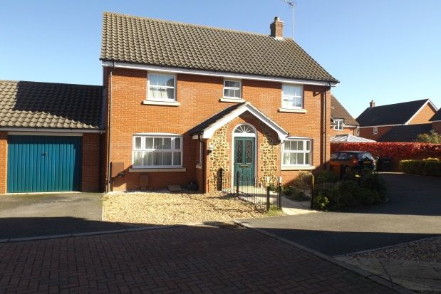Thumbnail Property to rent in Ancar Road, South Wootton, King's Lynn
