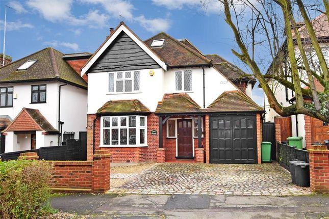 Thumbnail Detached house for sale in Denehurst Gardens, Woodford Green, Essex