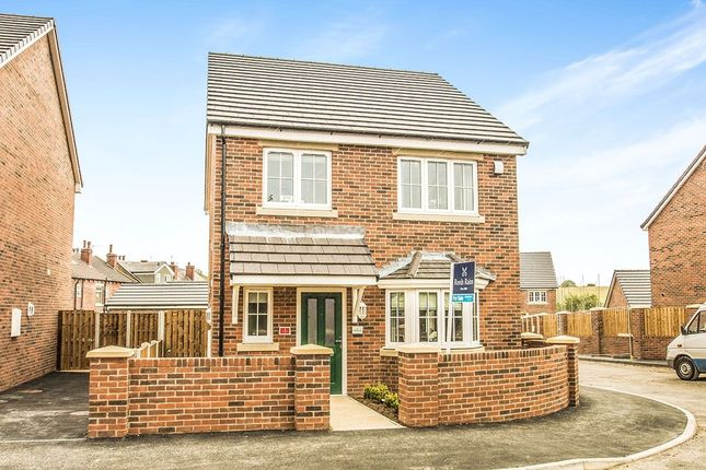 Thumbnail Detached house for sale in The Weston Ardsley Falls Common Lane, East Ardsley, Wakefield