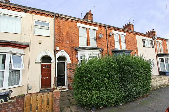 Thumbnail Terraced house for sale in De Grey Street, Hull