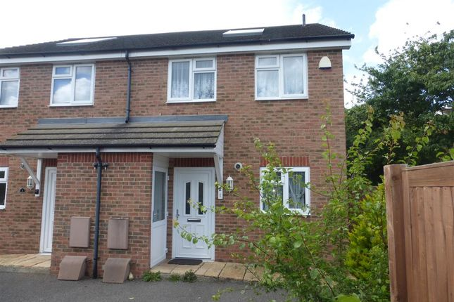2 bed semi-detached house for sale in Webster Close, Reading