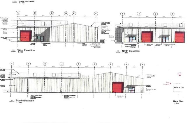 Thumbnail Industrial to let in Fearby Road, Masham, Ripon