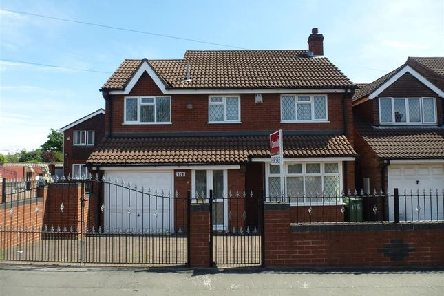 Thumbnail Detached house for sale in Dangerfield Lane, Darlaston, Wednesbury