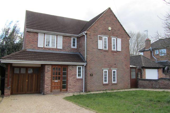 Thumbnail Detached house for sale in Blenheim Avenue, Southampton, Hampshire