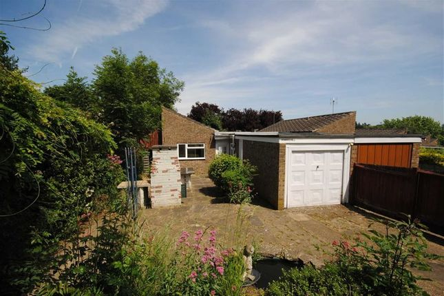 Thumbnail Semi-detached bungalow for sale in Knaves Hill, Leighton Buzzard
