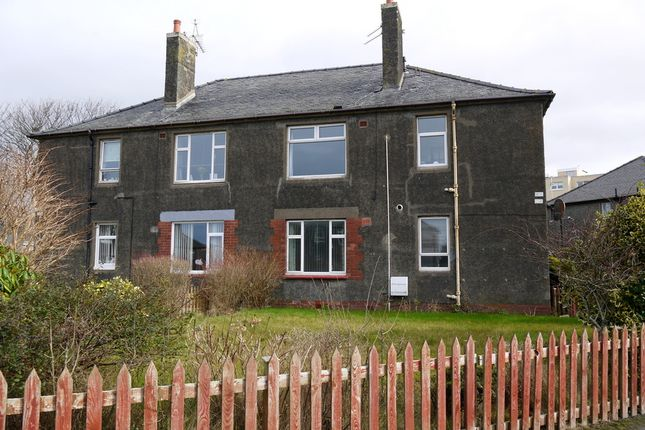 Thumbnail Flat for sale in Oswald Road, Ayr