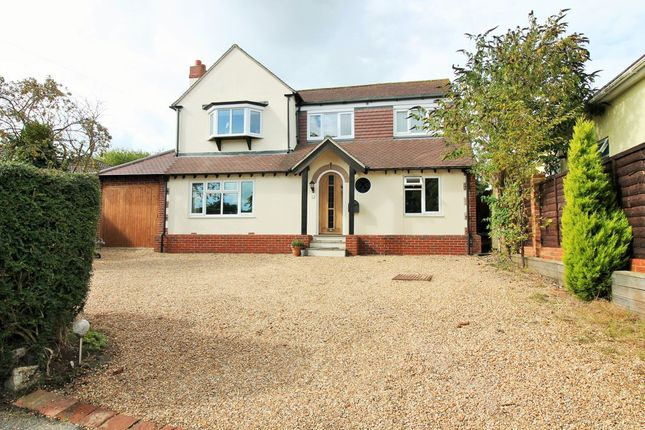 Thumbnail Detached house for sale in The Crest, Widley, Waterlooville