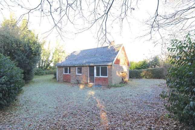 Thumbnail Bungalow to rent in The Street, Selmeston, Polegate, East Sussex