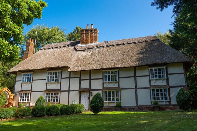 Thumbnail Detached house for sale in Milstead, Sittingbourne, Kent