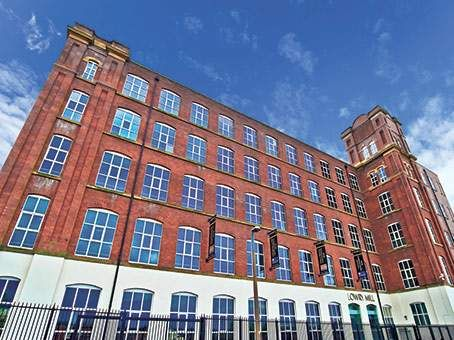Thumbnail Office to let in 2nd Floor Lowry Mill, Lees St, Pendlebury, Swinton, Manchester, - Serviced Offices