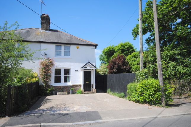 Thumbnail Cottage to rent in Mill Lane, Hurst Green, Oxted