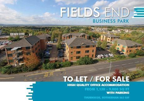Thumbnail Office for sale in Units 1-6, Fieldsend Office Village, Davey Road, Goldthorpe, Rotherham