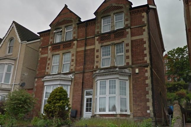 Thumbnail Flat to rent in King Edwards Road, Brynmill, Swansea