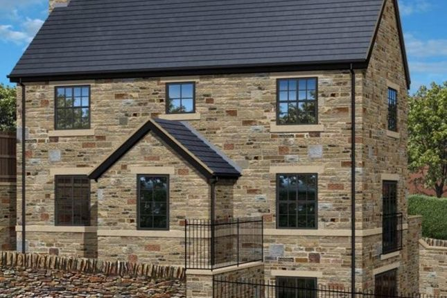 Thumbnail Detached house for sale in Hallowes Lane, Dronfield