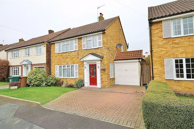 Thumbnail Detached house for sale in Ivy Close, Lower Sunbury