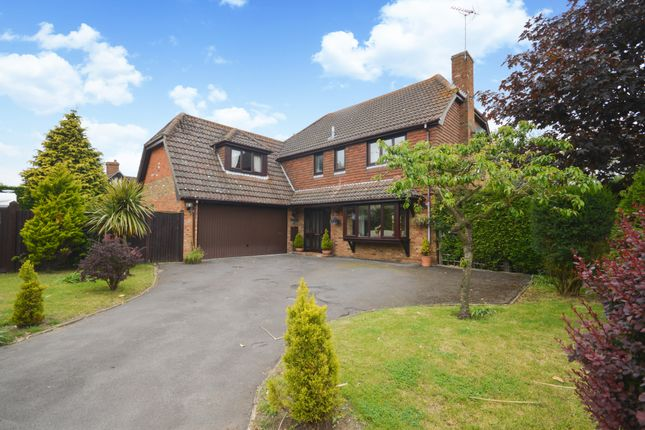 Thumbnail Detached house for sale in Summerhill Park, Hythe Road, Ashford, Kent