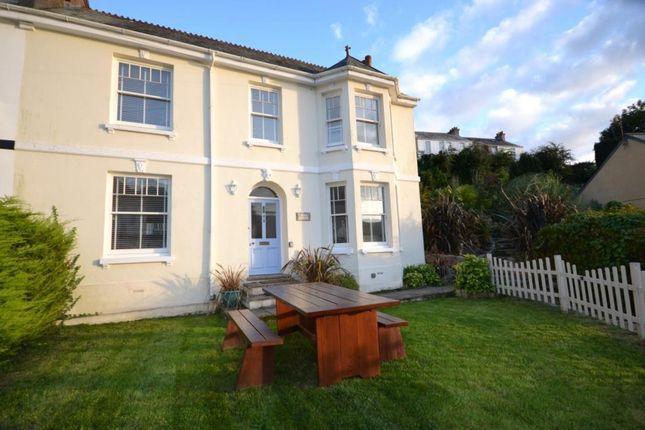 Thumbnail End terrace house for sale in Ingledene, Shutta, Looe, Cornwall