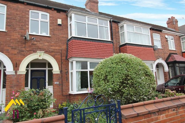 Thumbnail Terraced house for sale in Holyrood Road, Town Moor, Doncaster